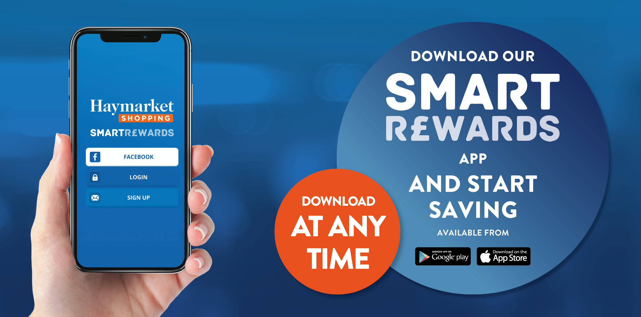 Smart Rewards App