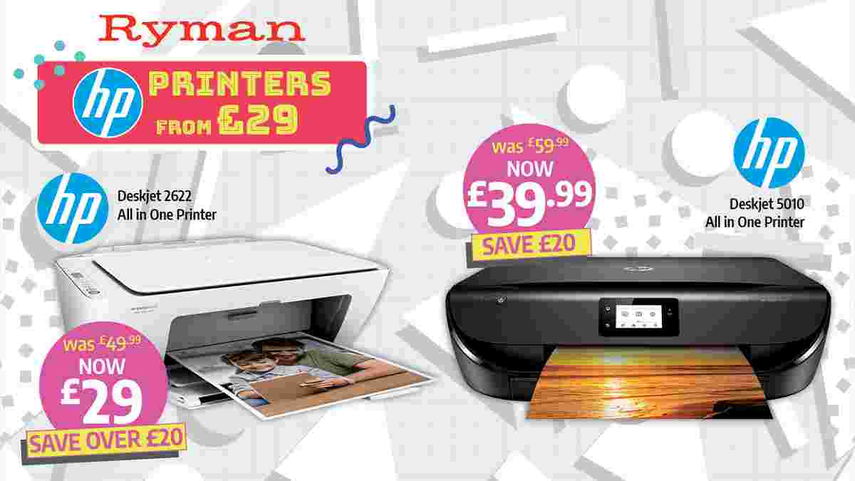 Printers from £29
