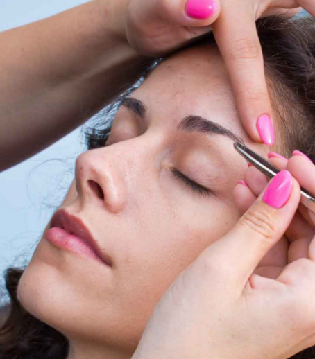 FREE eyebrow shaping