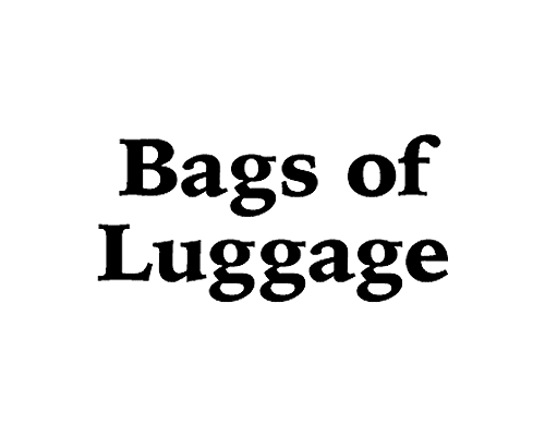 Bags of Luggage
